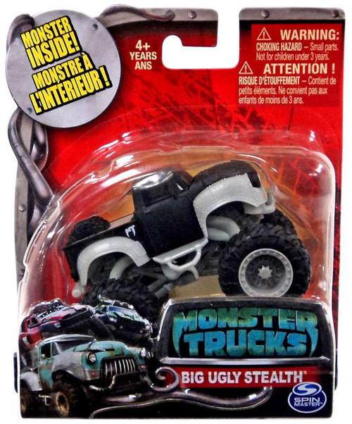 Monster Trucks Big Ugly Stealth Diecast Car