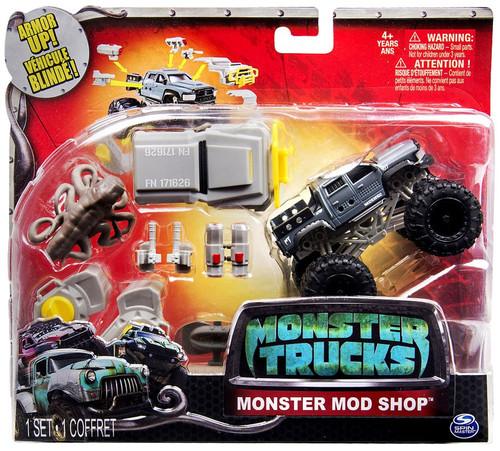 Monster Trucks Monster Mod Shop Modified Terravex Truck Playset