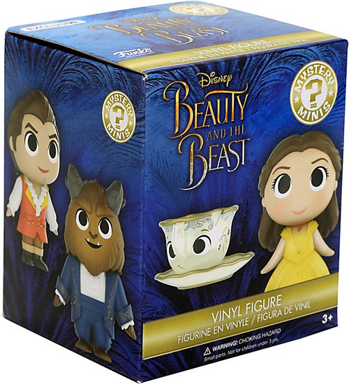 Funko Disney Beauty and the Beast Mystery Minis Mystery Pack