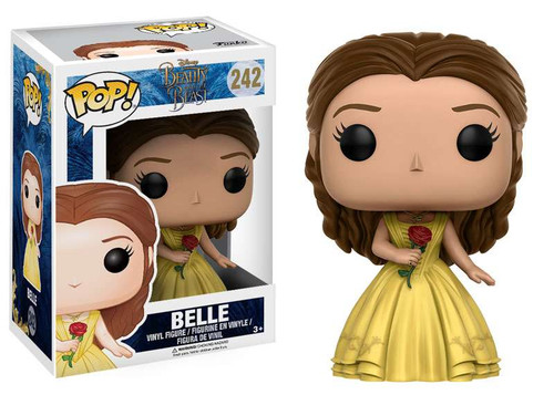 Funko Beauty and the Beast POP! Disney Belle Vinyl Figure #242 [Live-Action Version]