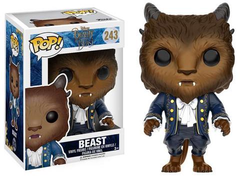 Funko Beauty and the Beast POP! Disney Beast Vinyl Figure #243