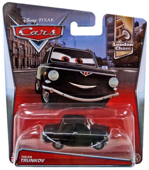 Disney / Pixar Cars London Chase Tolga Trunkov Diecast Car #7/11