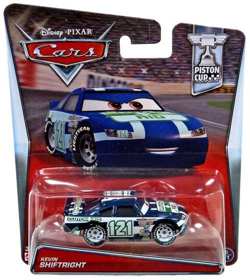 Disney / Pixar Cars Piston Cup Kevin Shiftright Diecast Car #6/11