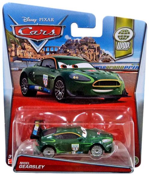 Disney / Pixar Cars WGP Nigel Gearsley Diecast Car #5/13 [5/13]