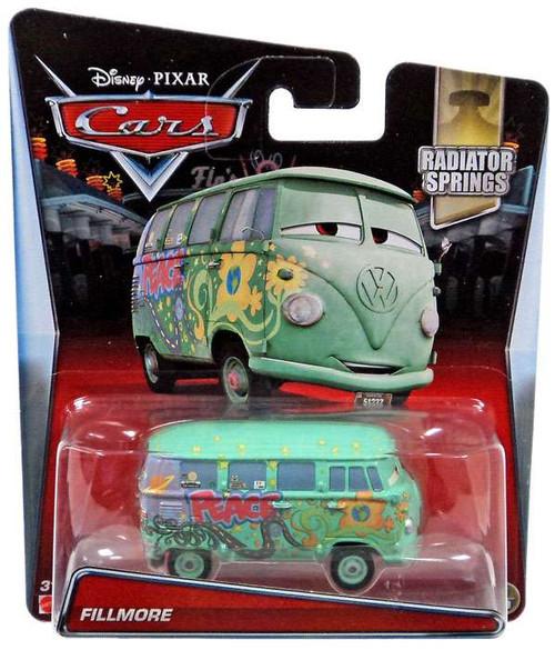 Disney / Pixar Cars Radiator Springs Fillmore Diecast Car #9/19 [9/19]
