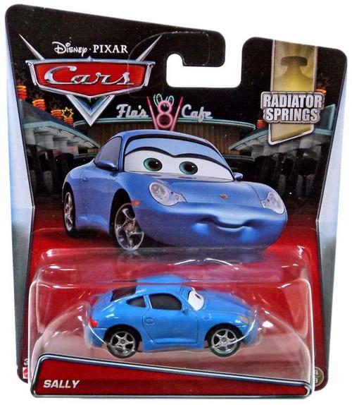 Disney / Pixar Cars Radiator Springs Sally Diecast Car #14/19