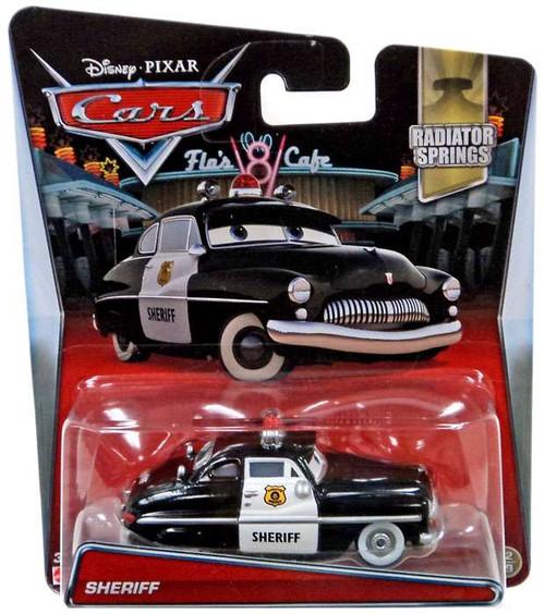 Disney / Pixar Cars Radiator Springs Sheriff Diecast Car #12/19