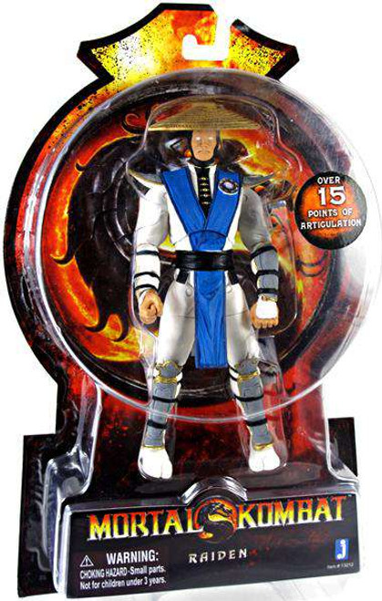 Mortal Kombat 20th Anniversary Raiden Action Figure