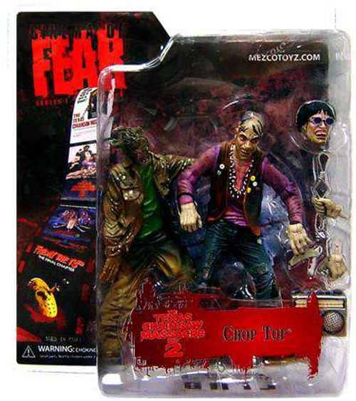 The Texas Chainsaw Massacre Cinema of Fear Chop Top Action Figure [Damaged Package]