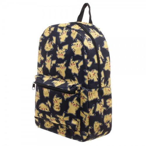 Pokemon Pikachu Sublimated Backpack Apparel