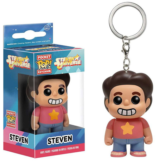 Funko Steven Universe POP! Animation Steven Keychain [Regular]