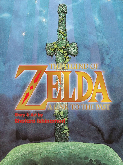 The Legend of Zelda A Link to the Past Manga
