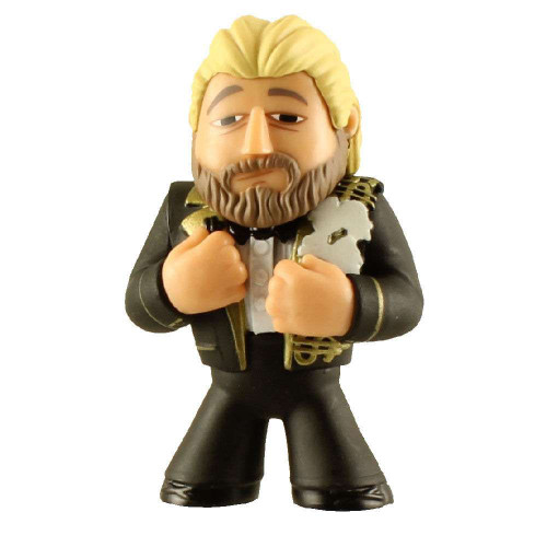 Funko WWE Wrestling WWE Mystery Minis Series 2 Ted Dibiase 2-Inch 1/12 Mystery Minifigure [Million Dollar Man Loose]