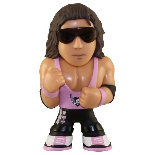 "Funko WWE Wrestling WWE Mystery Minis Series 2 Bret ""The Hitman"" Hart 2-Inch 1/12 Mystery Minifigure [Loose]"