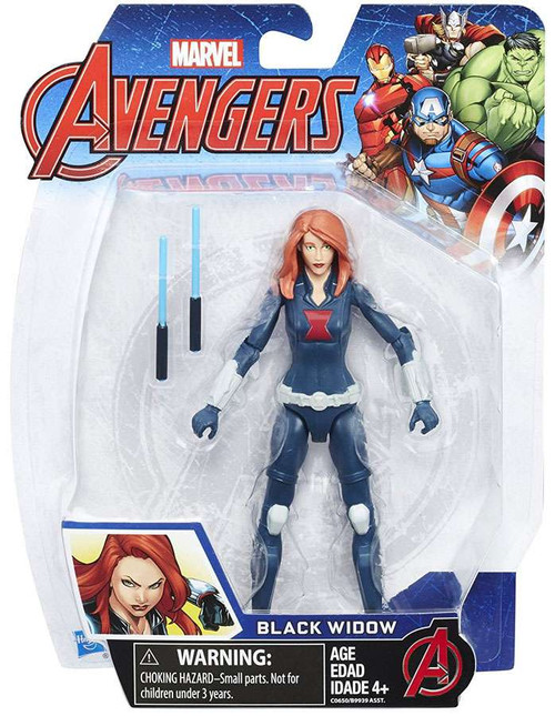 Marvel Avengers Black Widow Action Figure
