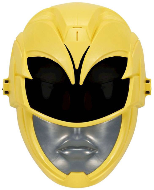 Power Rangers Movie FX Yellow Ranger Exclusive Mask [with Sound Effects]