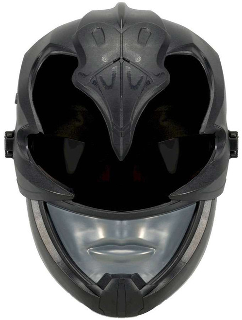 Power Rangers Movie FX Black Ranger Exclusive Mask [with Sound Effects]