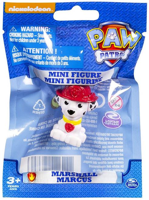 Paw Patrol Marshall Mini Figure [Bagged]