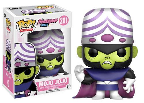 Funko Powerpuff Girls POP! Animation Mojo Jojo Vinyl Figure #201