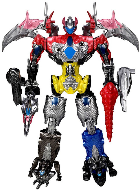 Power Rangers Movie Megazord Exclusive Deluxe Action Figure [5 in 1 Combined]