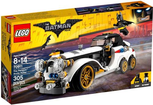 LEGO DC The Batman Movie The Penguin Arctic Roller Exclusive Set #70911