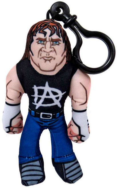 WWE Wrestling Dean Ambrose 5-Inch Plush Clip On