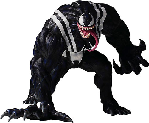 Marvel Spider-Man Collector's Gallery Venom Statue
