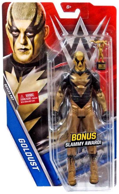WWE Wrestling Series 67 Goldust Action Figure [Bonus Slammy Award]