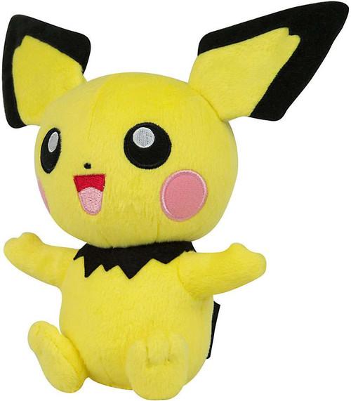 Pokemon Pichu 8-Inch Plush [Arms Outstretched]
