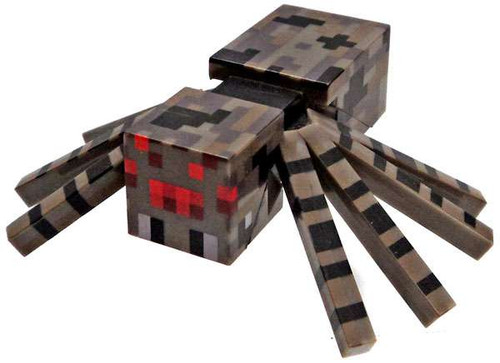Minecraft Spider Figure [WITHOUT Saddle Loose]