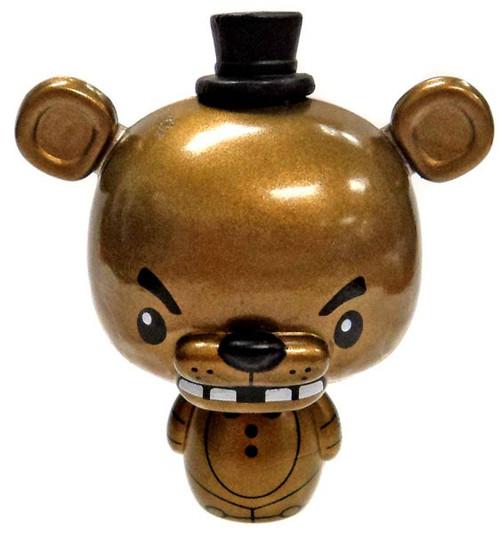 Funko Five Nights at Freddy's Pint Size Heroes Metallic Golden Freddy 1/24 Mystery Minifigure [Loose]