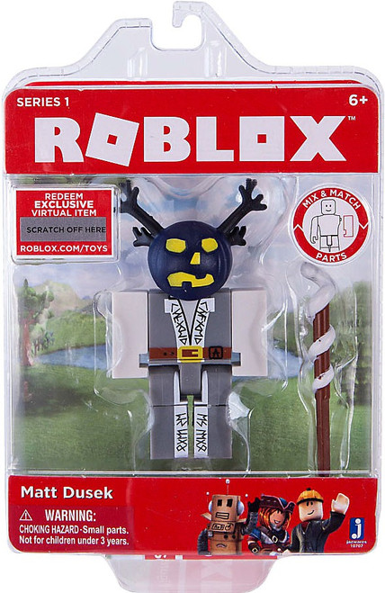Roblox Matt Dusek Action Figure