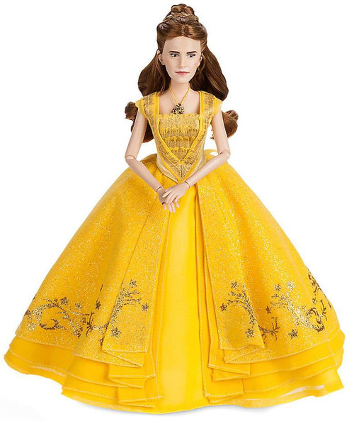 Disney Princess Beauty and the Beast Film Collection Belle Exclusive 11.5-Inch Doll
