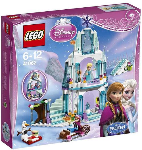 LEGO Disney Princess Disney Frozen Elsa's Sparkling Ice Castle Set #41062 [Damaged Package]
