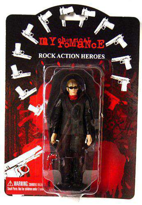 My Chemical Romance Mikey Way Action Figure [Damaged Package]
