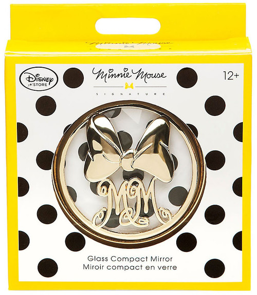 Disney Minnie Mouse Signature Exclusive Compact Mirror