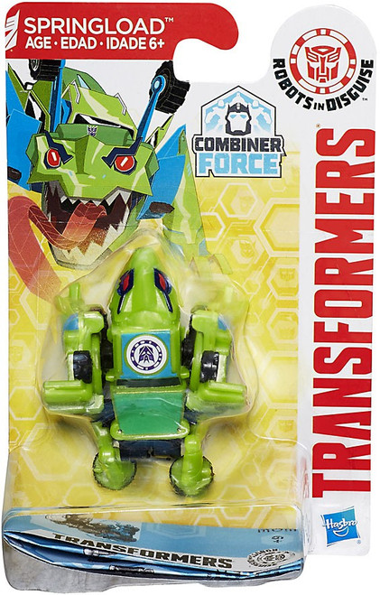 Transformers Robots in Disguise Springload Legion Action Figure