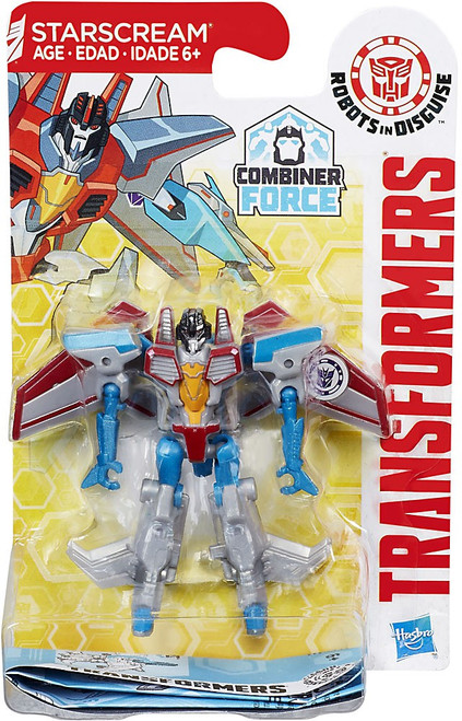 Transformers Robots in Disguise Starscream Legion Action Figure