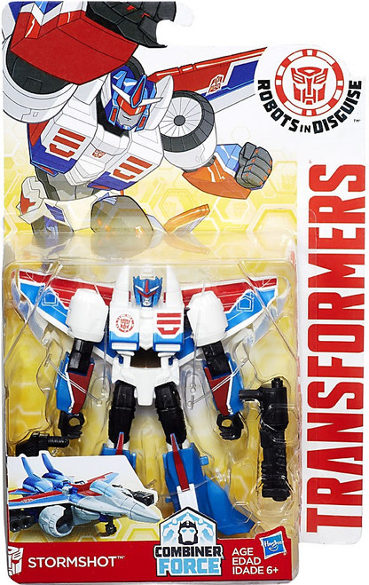 Transformers Robots in Disguise Stormshot Warrior Action Figure