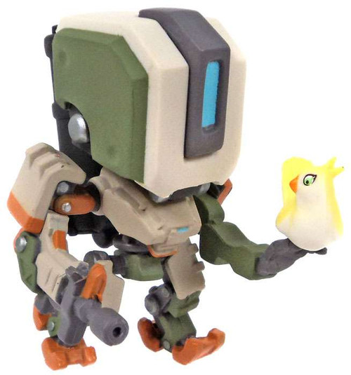Cute But Deadly Overwatch Series 2 Bastion PVC Figure [Loose]
