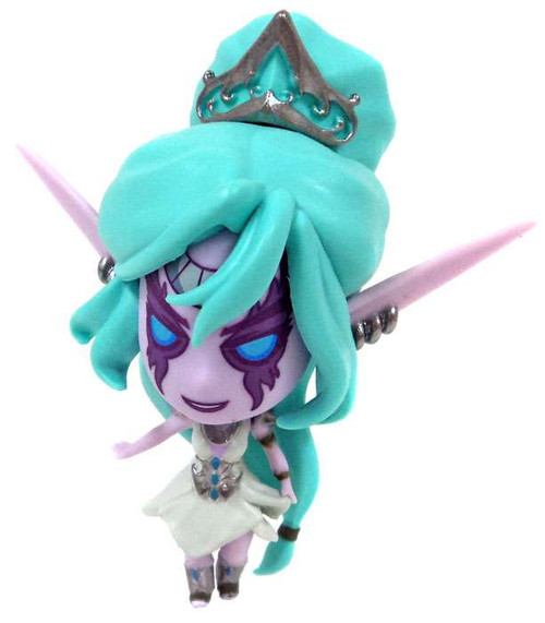 Cute But Deadly World of Warcraft Series 2 Tyrande Whisperwind PVC Figure [Loose]