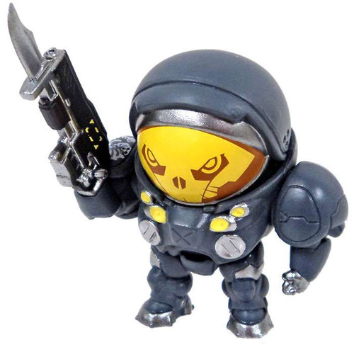 Cute But Deadly Starcraft Series 2 Jim Raynor PVC Figure [Loose]