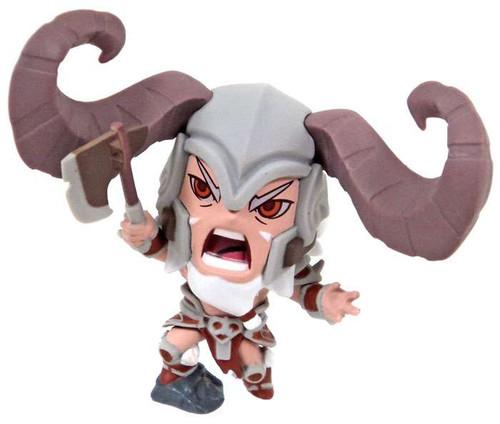 Cute But Deadly Diablo Series 2 Barbarian (Male) PVC Figure [Loose]
