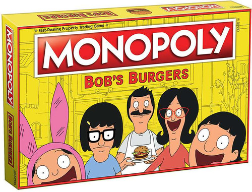 Bob's Burgers Edition Monopoly