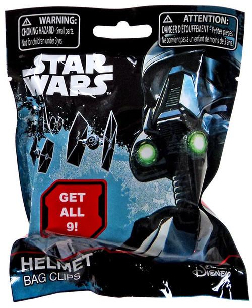 Bag Clip Star Wars Helmet Mystery Pack