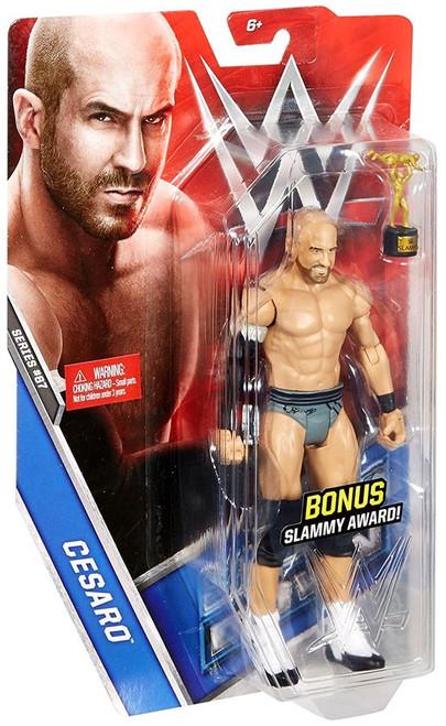 WWE Wrestling Series 67 Cesaro Action Figure [Bonus Slammy Award]