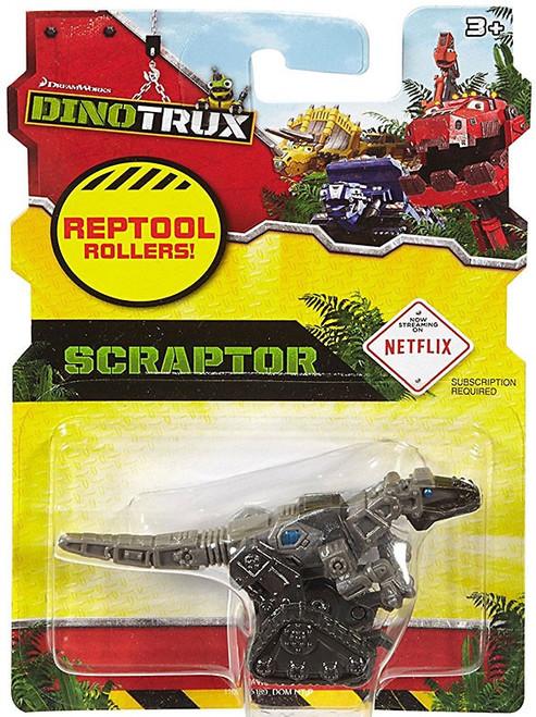 Dinotrux Reptool Rollers Scraptor Figure