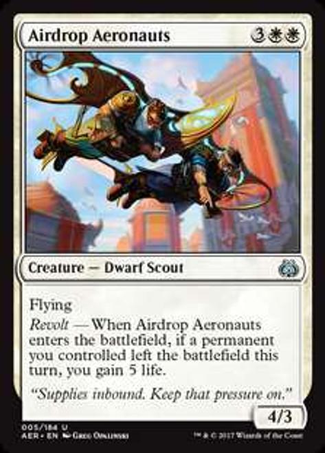 MtG Aether Revolt Uncommon Airdrop Aeronauts #5