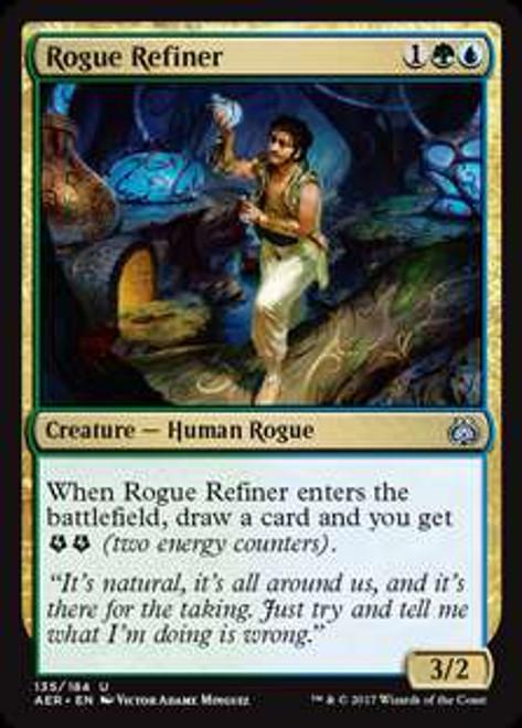 MtG Aether Revolt Uncommon Rogue Refiner #135