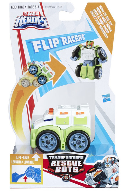 Transformers Playskool Heroes Rescue Bots Medix The Doc Bot Action Figure [Flip Racers]